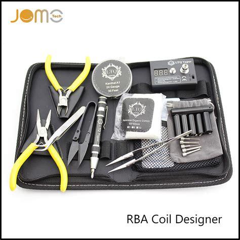 Coil Prebuilt Rta Rda Rba Atomizer Jig Vapor Vape Mod Organik get cheap kanthal wire aliexpress alibaba