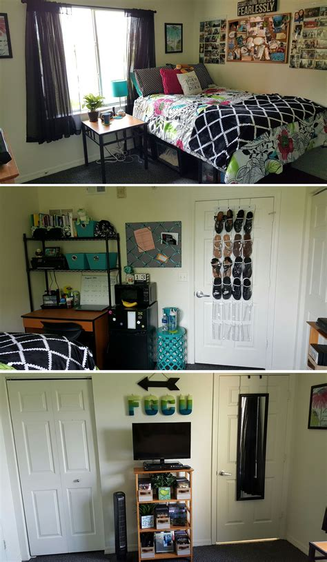 delightful Dorm Room Layout Ideas #3: 427268fa2655bfcc0b89d16b234bfdaa.jpg