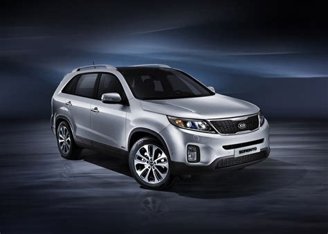 suv kia 2014 kia sorento suv fully surfaced carguideblog