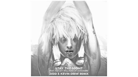 download mp3 dj zedd stay the night stay the night feat hayley williams of paramore zedd mp3