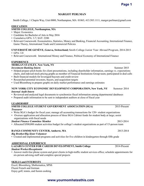 resume template appealing which resume format is thet to usewhich