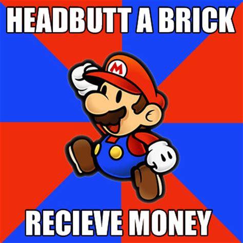 Funny Mario Memes - monkey gamer reviews video game memes