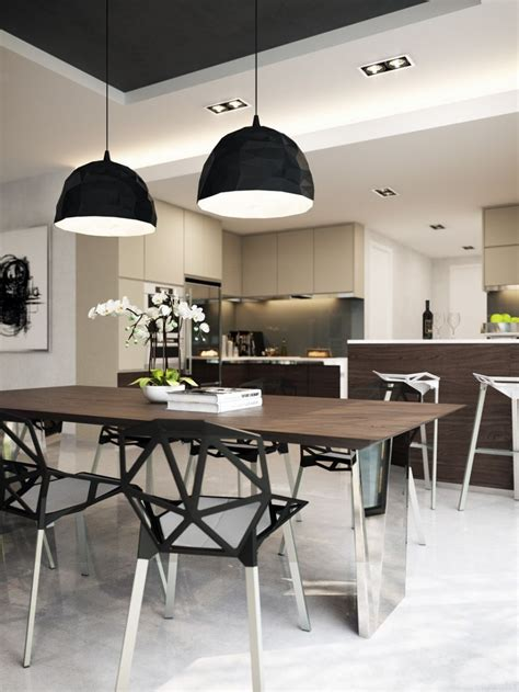 over table lighting love the dining chairs and pendants marvelous large size