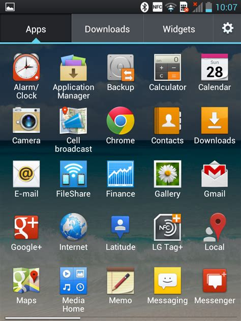 best lg apps lg optimus vu review