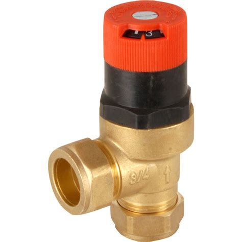 Auto Ventil by Auto Bypass Valve 22mm Toolstation