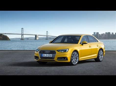 Audi A4 Avant Motoren by Audi A4 Audi A4 Avant 2015 Motoren Innenraum