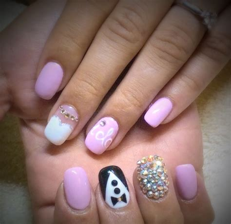I Do Nail by Celia S Nailbox Nail Salon Cnd Shellac Gel Manicure