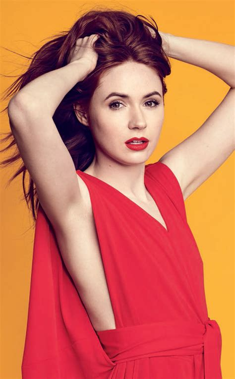 karen gillan full hd wallpaper