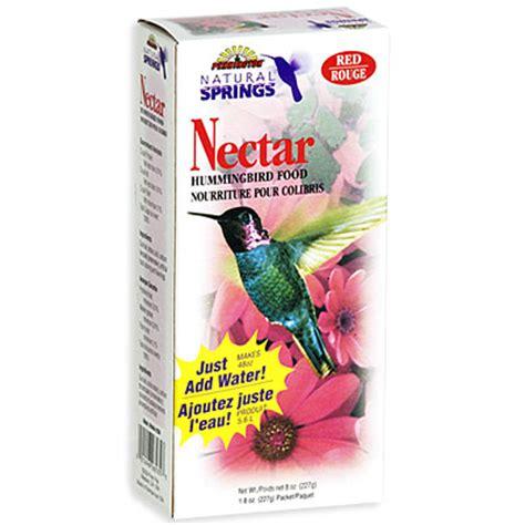 pennington 174 natural springs nectar hummingbird food mix