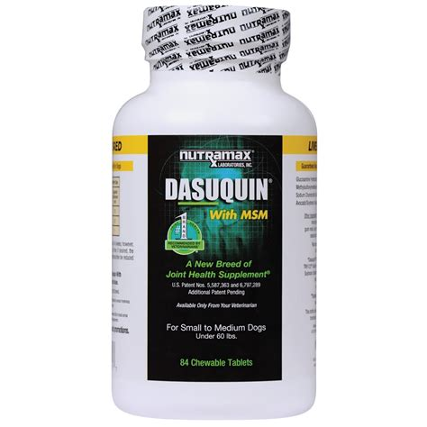 msm for dogs dasuquin for small medium dogs 60 lbs with msm 84 chews ebay