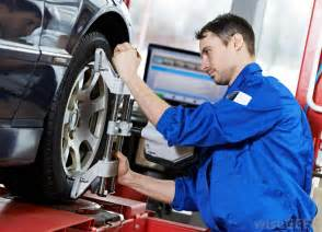Car Tire Alignment Near Me What Does A Mechanic Do With Pictures
