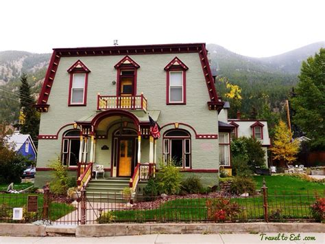 colorado house victorian houses of georgetown colorado travel to eat