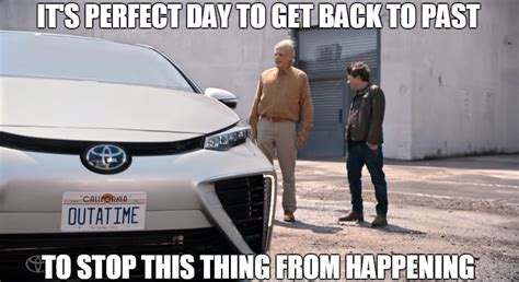 Toyota Meme Commercial - have you seen the new commercial for toyota mirai https