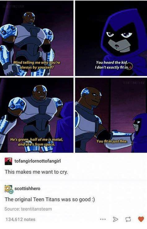 Teen Titans Memes - 25 best memes about teen titans teen titans memes
