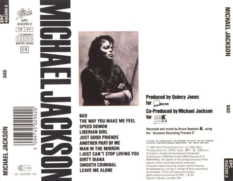 Michael Jackson Is Back In The Us by E1 11 3 Michael Jackson Bad Album Analysis
