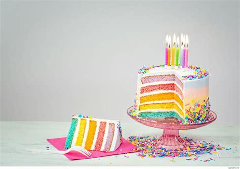 Cake Birthday Wallpaper
