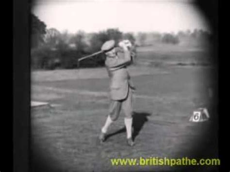 harry vardon swing harry vardon youtube