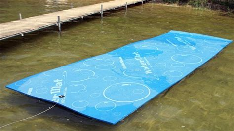 floating water pads large wall design ideas pad floating mats floating water mat interior designs