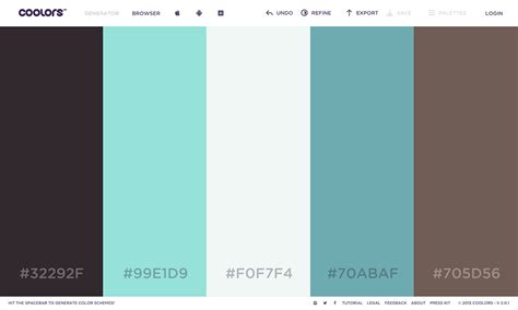 website color palette generator understanding color schemes choosing colors for your