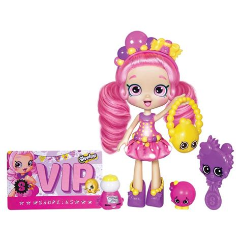 Mainan Anak Shopkins Season 3 jual shopkins shoppies bubbleisha kimikimi corner
