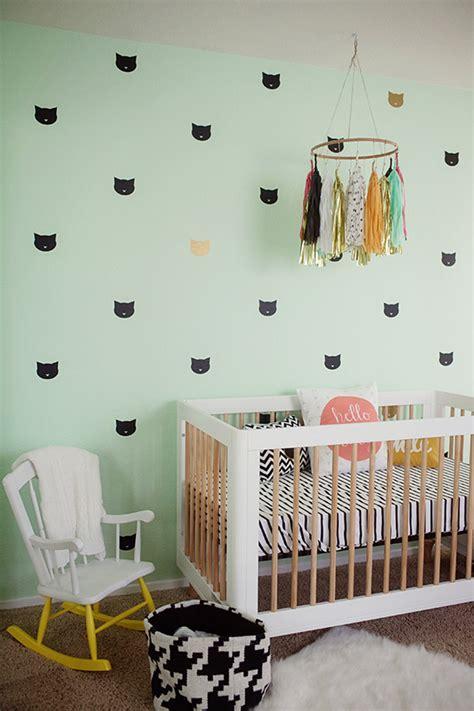decoracion habitacion bebe verde mint tendencia color mint en decoraci 243 n para beb 233 s decoraci 211 n