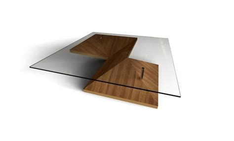 Origami Table - origami coffee table is utilitarian