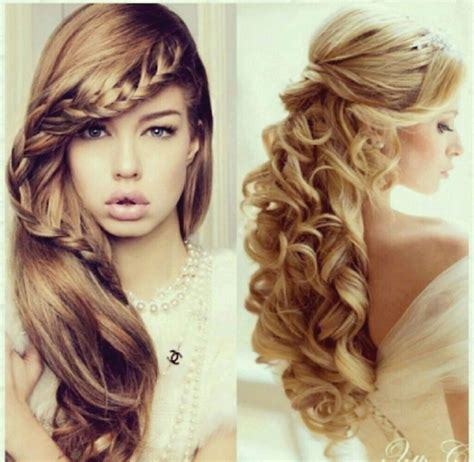 hairstyles that make curls prom hairstyles for curly hair fade haircut