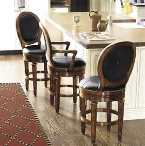 berkshire counter stool with arms traditional bar stools and counter stools by ballard designs