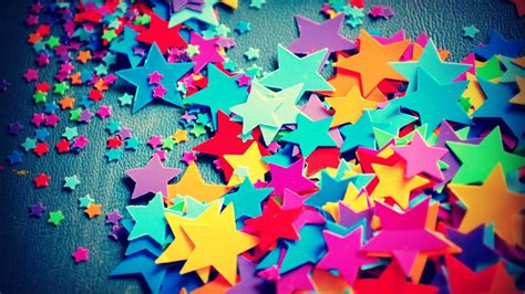 most colorful wallpaper ever wallpaper colorful stars paper stars craft hd creative
