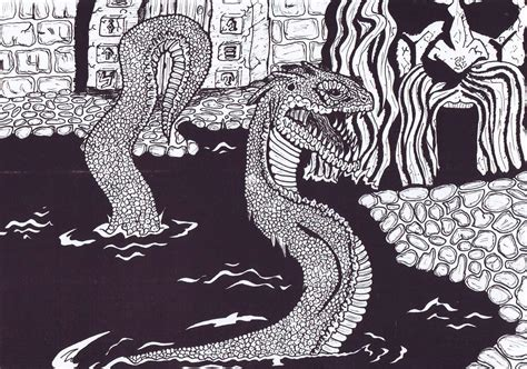 harry potter basilisk coloring pages movie review harry potter and chamber of secrets by