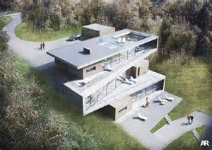 Modern Open Floor Plan House Designs folding house england e architect