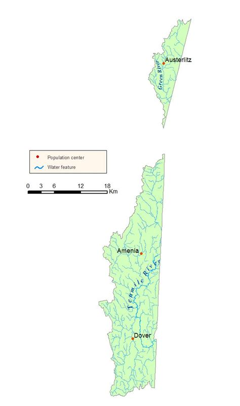 housatonic river map housatonic river watershed map nys dept of