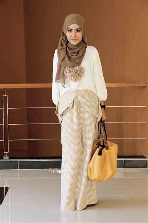 Warna Jilbab Untuk Baju Warna Pastel trend model busana muslim 2016 warna warna pastel