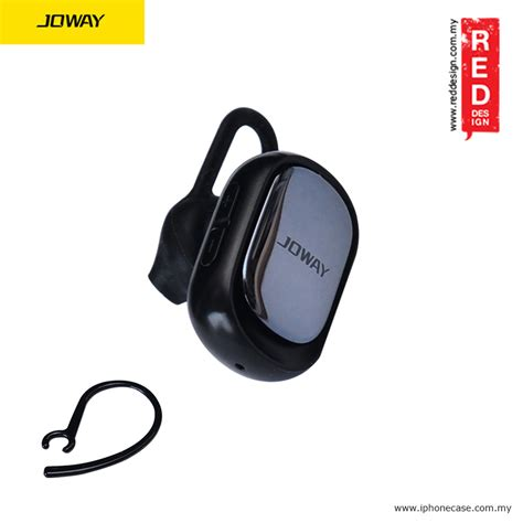 Earphone Apple Malaysia joway bluetooth car fashion earphone black