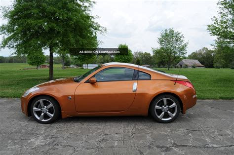 nissan coupe 2006 2006 nissan 350z base coupe 2 door 3 5l