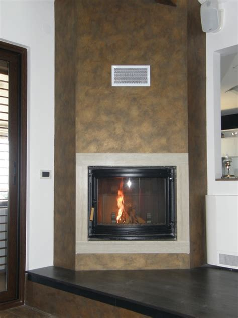 jotul i 18 panorama modern indoor fireplaces other