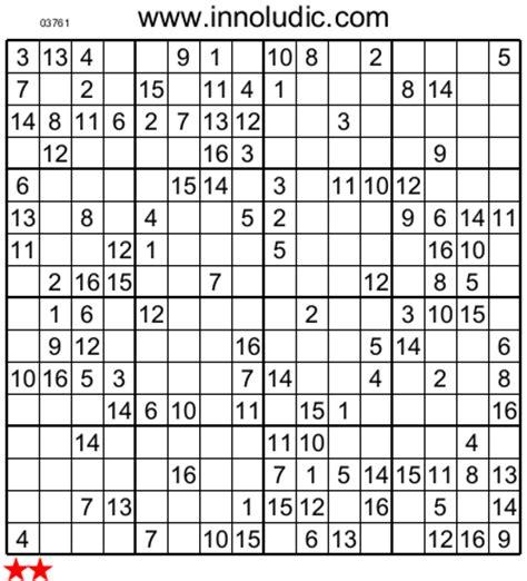 printable sudoku super challenger super sudoku 16x16 print related keywords super sudoku