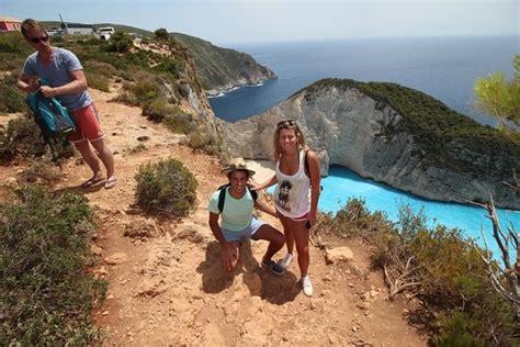 turisti per caso zante navagio e il tizio di troppo viaggi vacanze e turismo