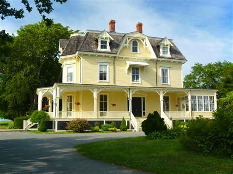 Eisenhower House Newport by Newport Memories Suzanne Havens