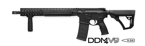 Daniel Defense 145 M4 Carbine Steel daniel defense m4 carbine v9