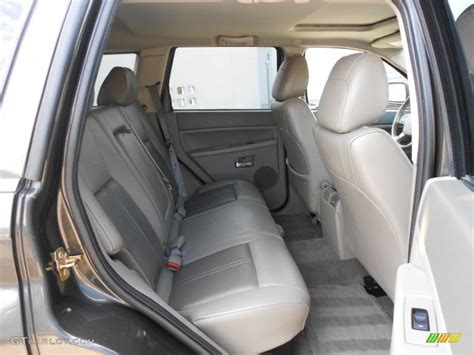 2006 Jeep Grand Interior 2006 Jeep Grand Limited Interior Photos