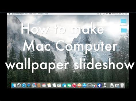 wallpaper slideshow macbook pro macbook slideshow wallpaper youtube