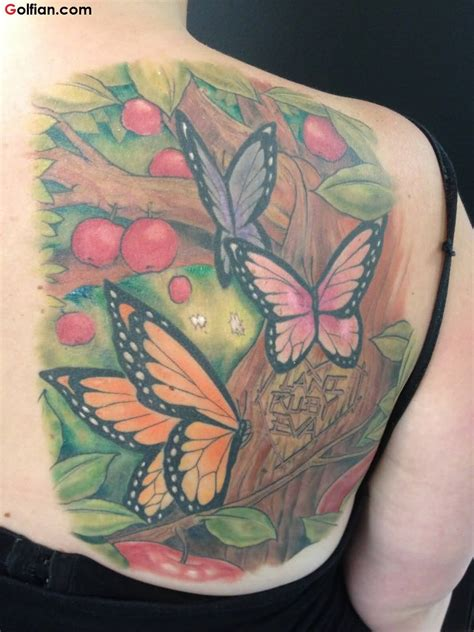 apple tree tattoo designs 40 best apple tree tattoos awesome tree stencil designs