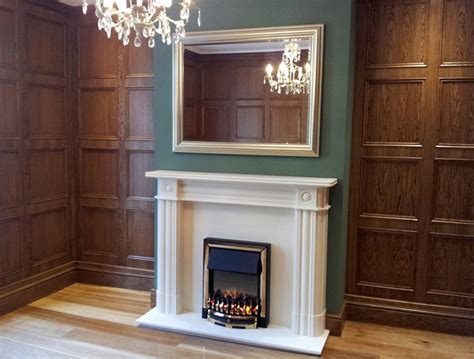 oak panelled room oak wall panelling traditional living room by the wall panelling company