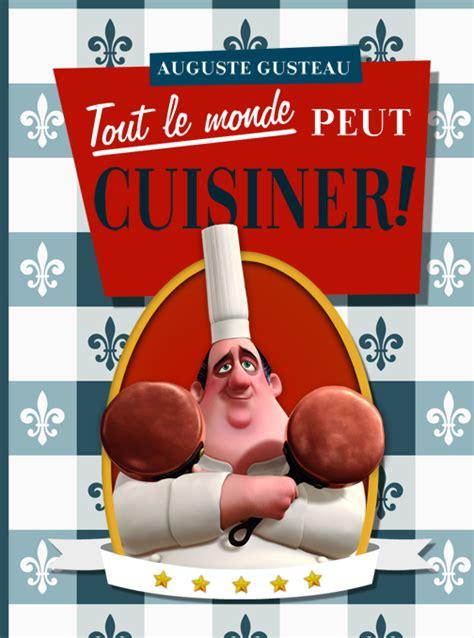 Auguste Gusteau Tout Le Monde Peut Cuisiner By Ziruc On