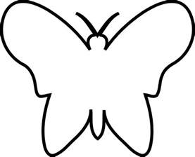 Large Butterfly Template Printable search results for large template to print