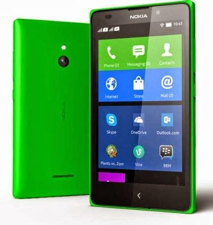 Pasaran Hp Nokia X Bekas nokia x family spesifikasi dan harga januari 2017 pangaos harga
