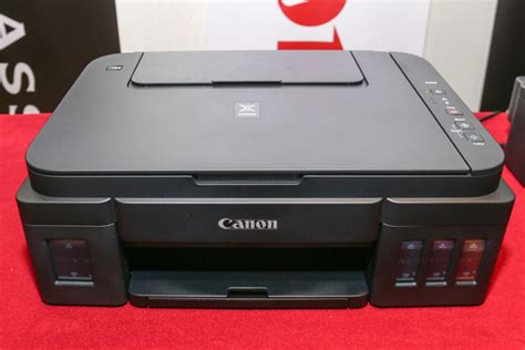 Canon G2000 Printer Black canon unveils three new pixma g series inkjet printers