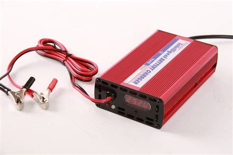 lithium battery intelligent charger lfp lifepo intelligent charger