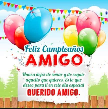 imagenes bonitas para tarjetas de cumpleaños cinco bonitas tarjetas de cumplea 241 os para un amigo para
